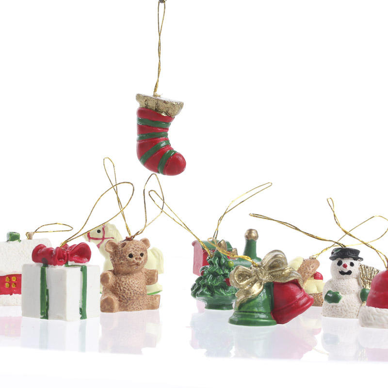 Miniature christmas ornaments miniatures