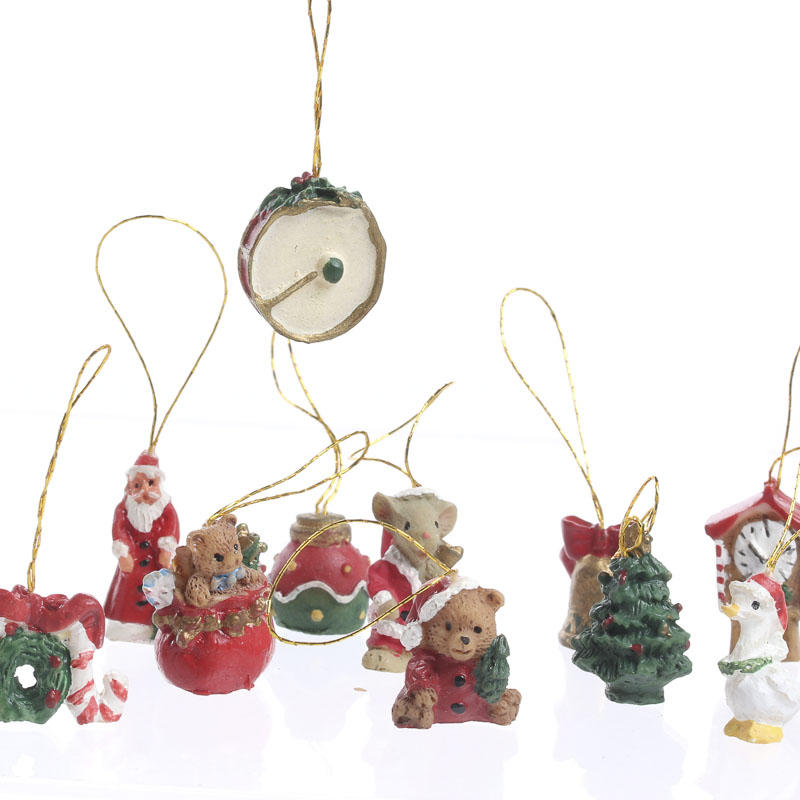 Miniature christmas ornaments on sale holiday crafts for Christmas ornaments sale