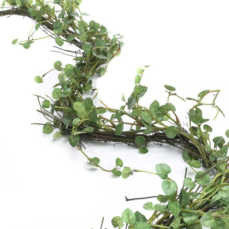 Artificial Ivy And Grapevine Twig Garland Artificial
