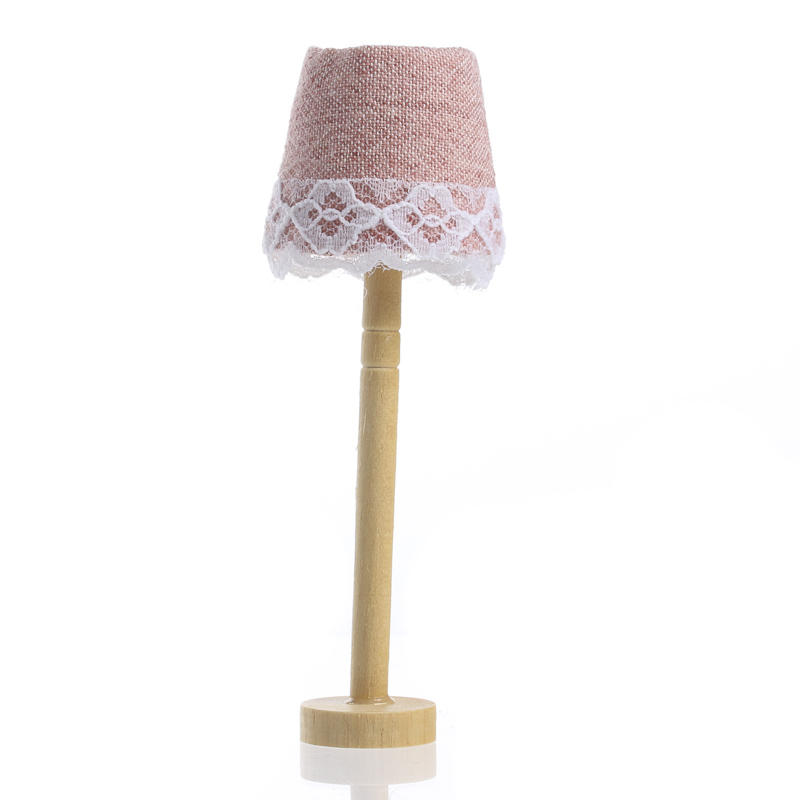 Dollhouse Miniature Floor Lamp - Living Room Miniatures ...