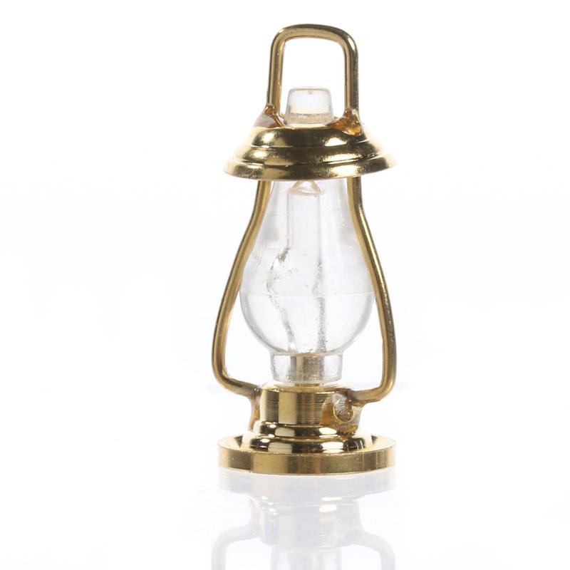 Dollhouse Lamp Miniatures: Dollhouse Miniature Lantern