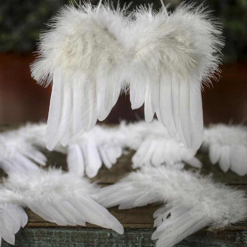 Doll Making Supplies Angel Wings.