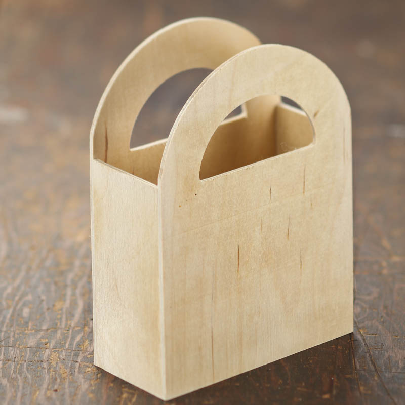 Unfinished Wood Favor Box Wood Craft Kits Unfinished