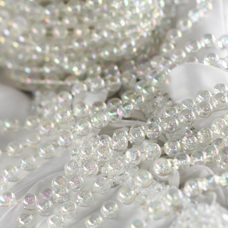 Crystal Fused String Pearl Beads Pearl Spools Bead Garlands