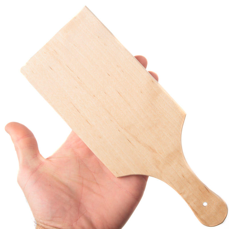 Small Unfinished Wood Cutting Board Kitchen Utensils