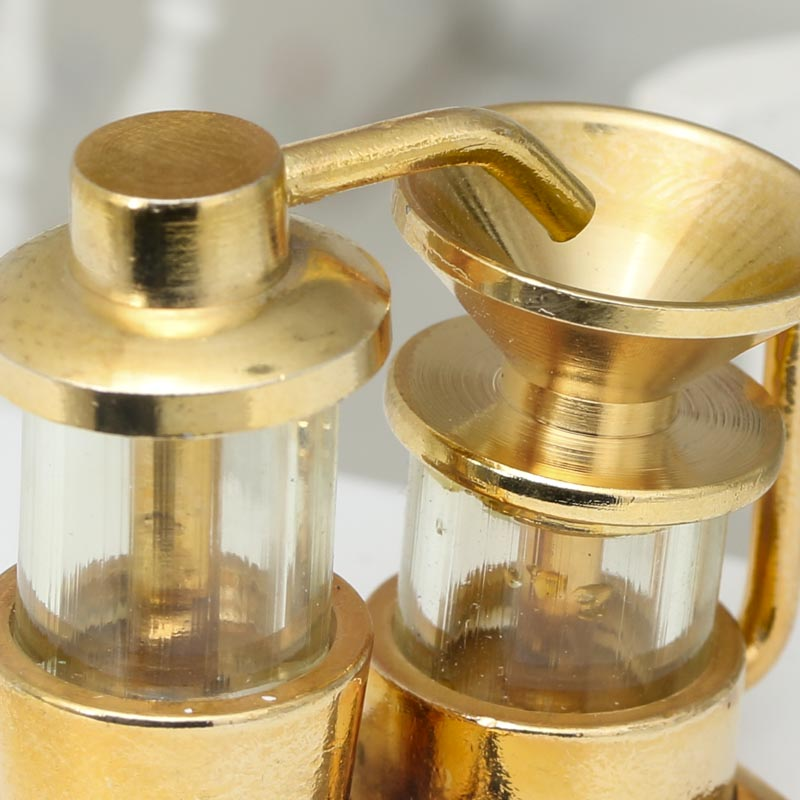 Old Time Coffee Maker : Dollhouse Miniature Old Fashioned Coffee Maker - Miniatures Sale - Sales