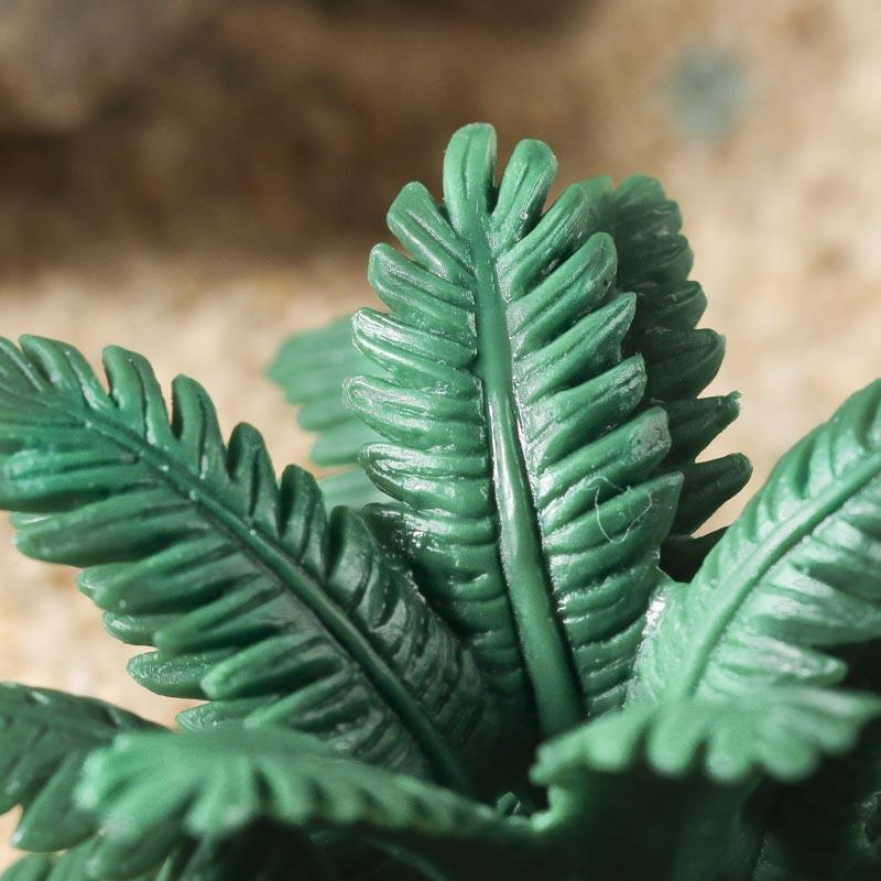 Miniature Artificial Fern Plant Miniature Plants And