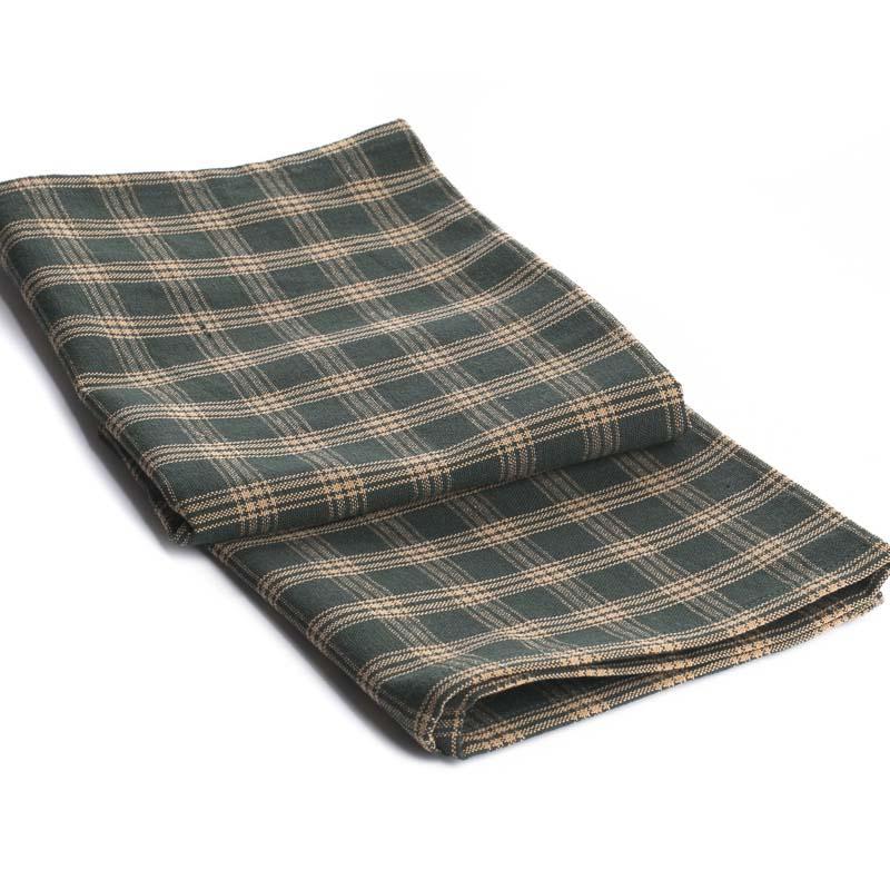 Dish Towel Sale: Scotch Green Glen Plaid Dish Towel