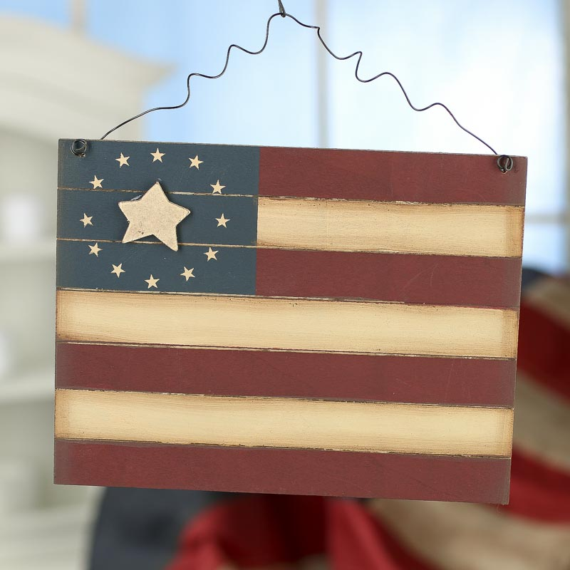 Primitive Americana Decor