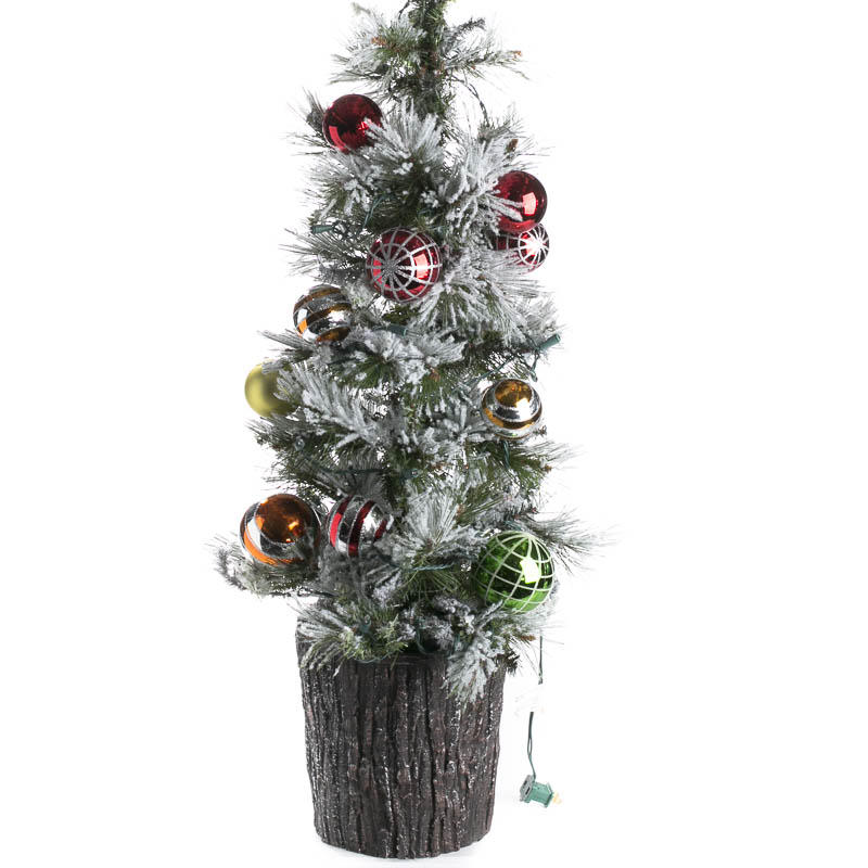 Artificial Tabletop Christmas Tree