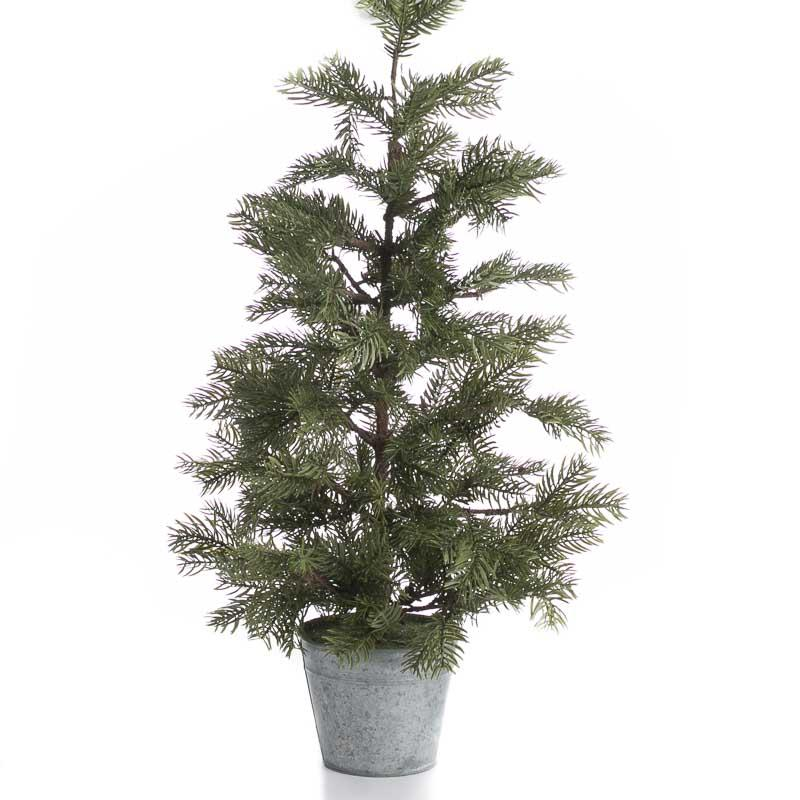 Artificial Tabletop Christmas Trees