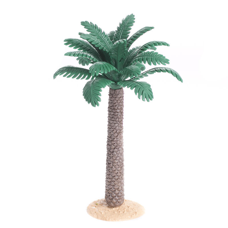 Beach Theme Card Stock: Miniature Palm Tree