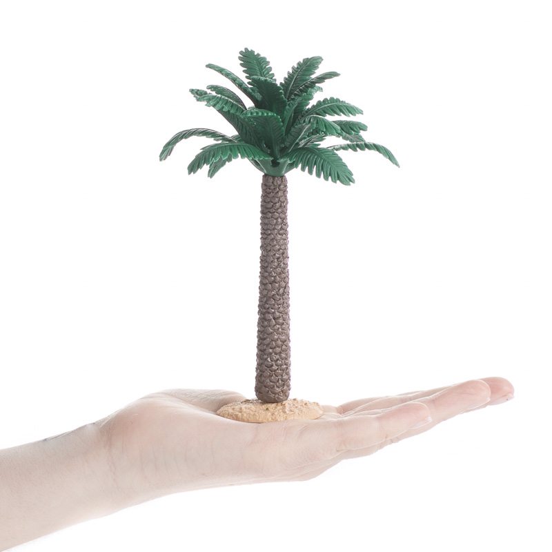 Miniature Palm Tree Beach Theme Wedding Themes