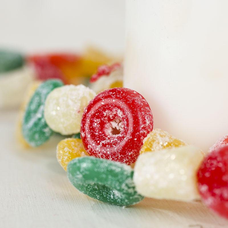 Artificial Sugar Candy Garland