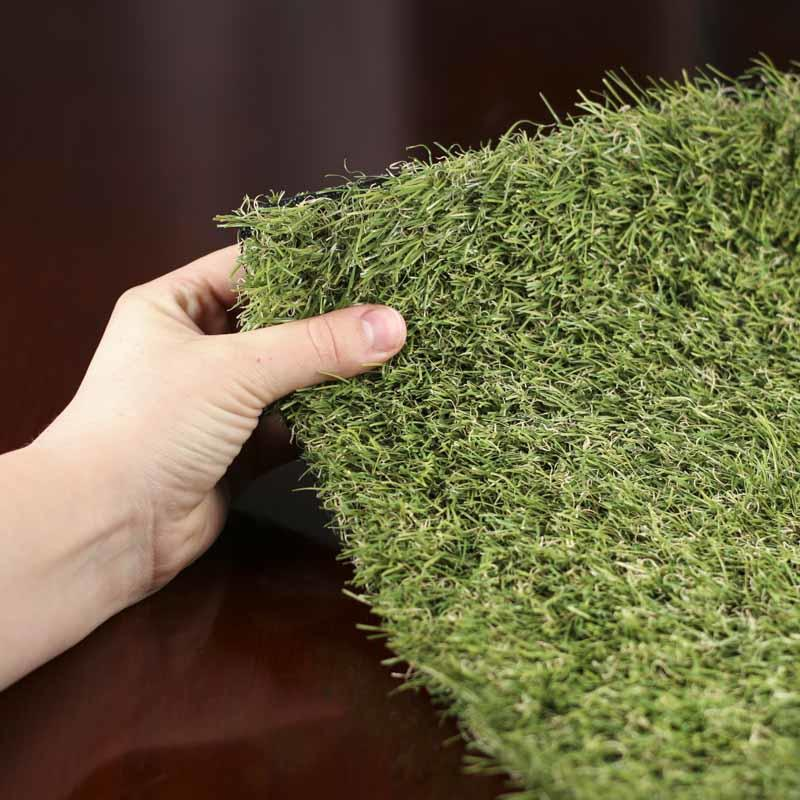 Artificial grass square artificial greenery floral for Faux grass for crafts