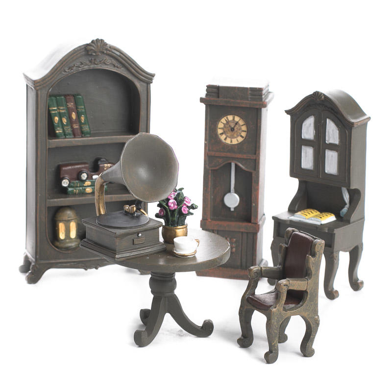 dollhouse living room furniture dollhouse living room set 13263