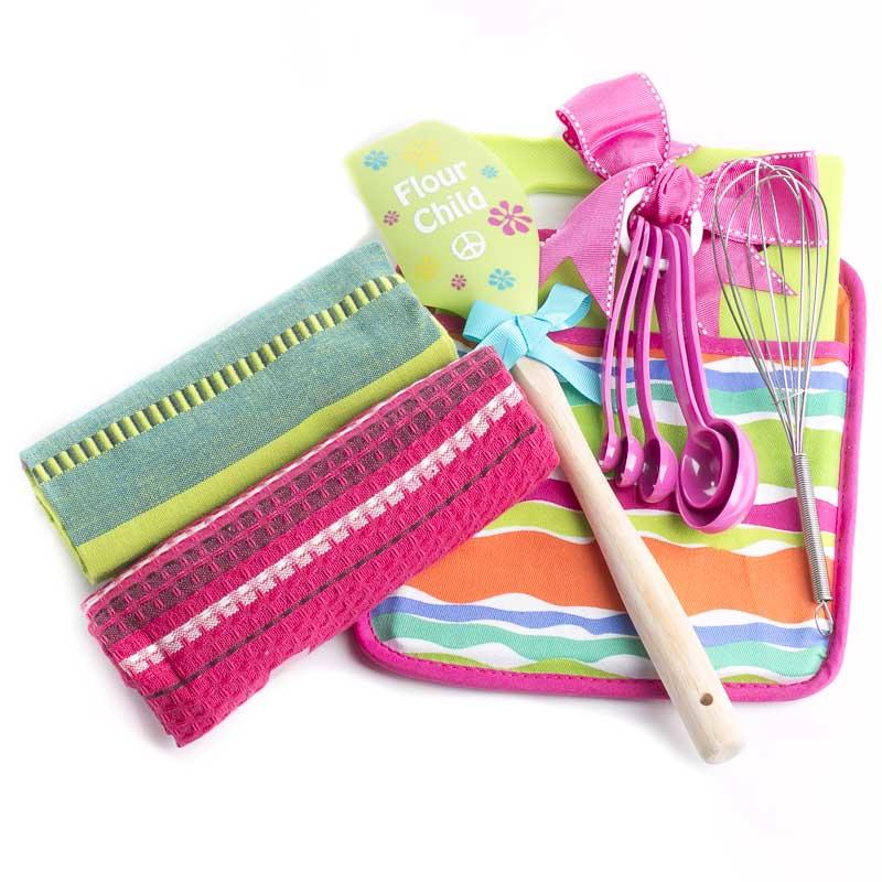 Colorful potholder kitchen deluxe gift set what s new