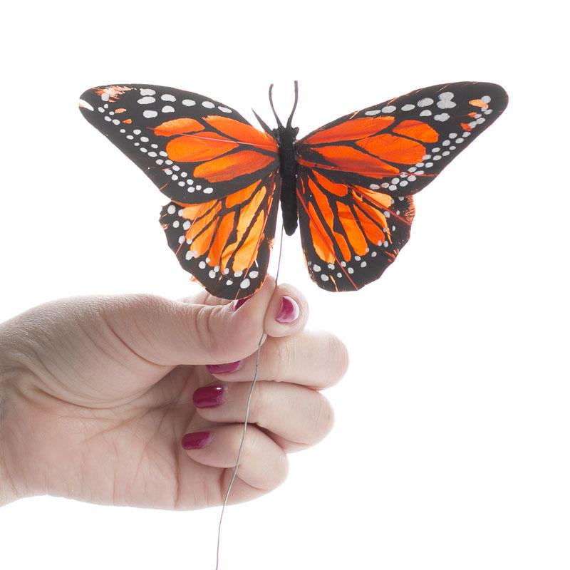 Artificial Monarch Butterflies New Items