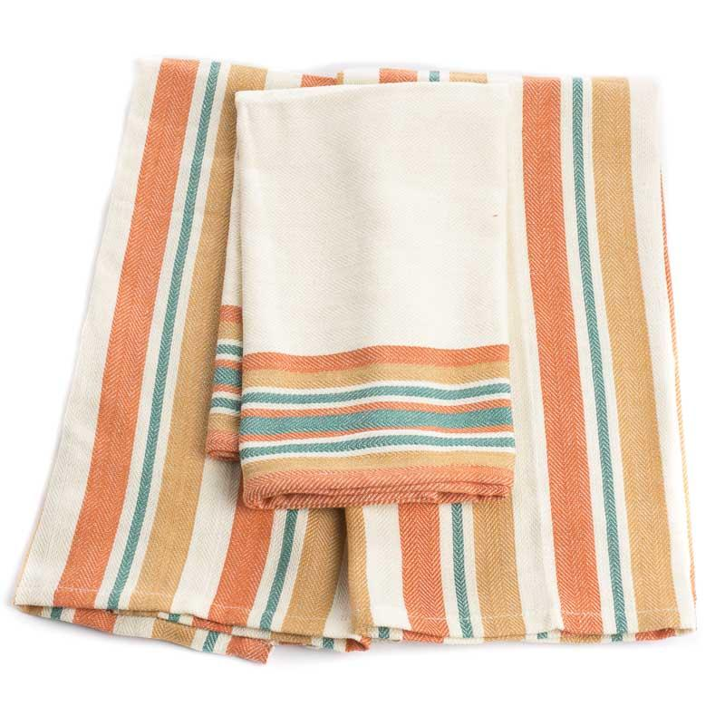 vineyard cloth dish towel set new items