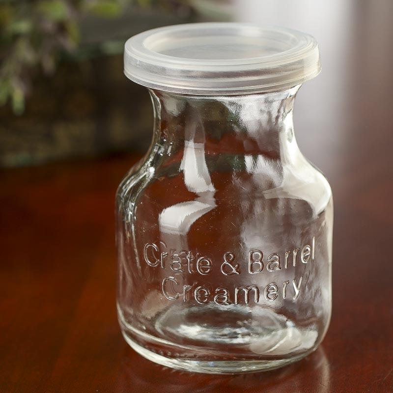 "Decorative Spice Jars Pleasing Crate And Barrel Creamery"" Grant Howard Spice Jar  Decorative Design Decoration"