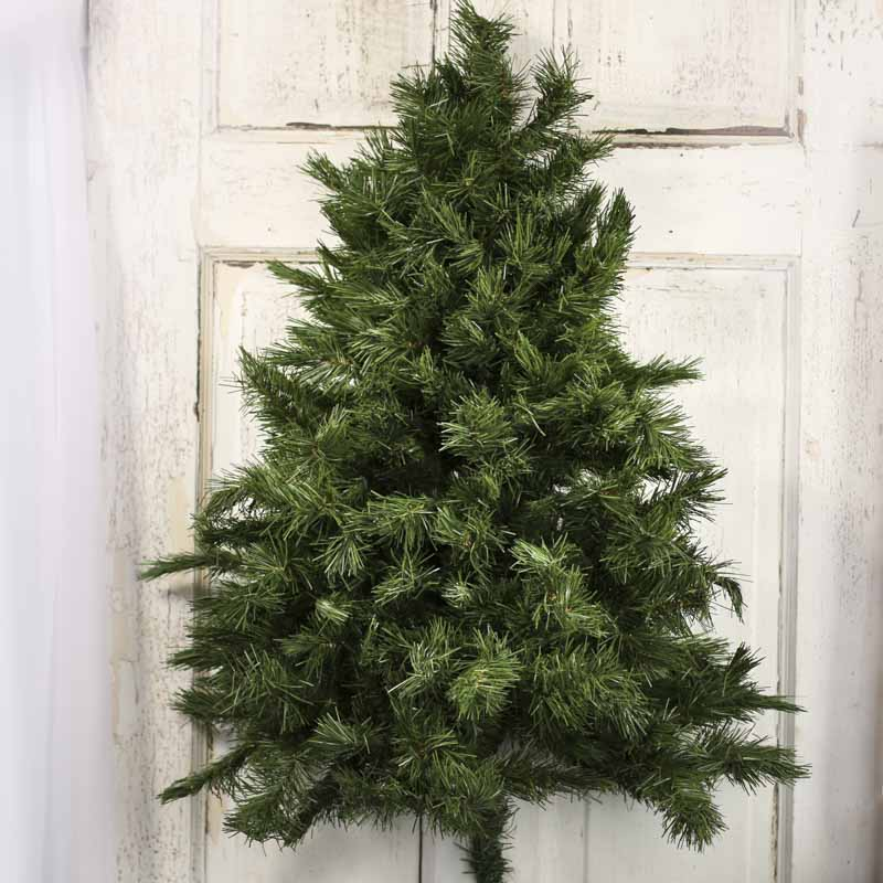 Large Christmas Tree: Large Artificial Wall Pine Tree