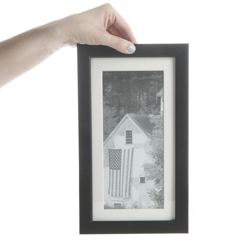 Black And White Americana Farm House Framed Print Wall