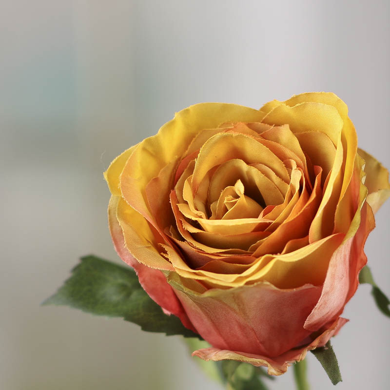Artificial Rose Bush