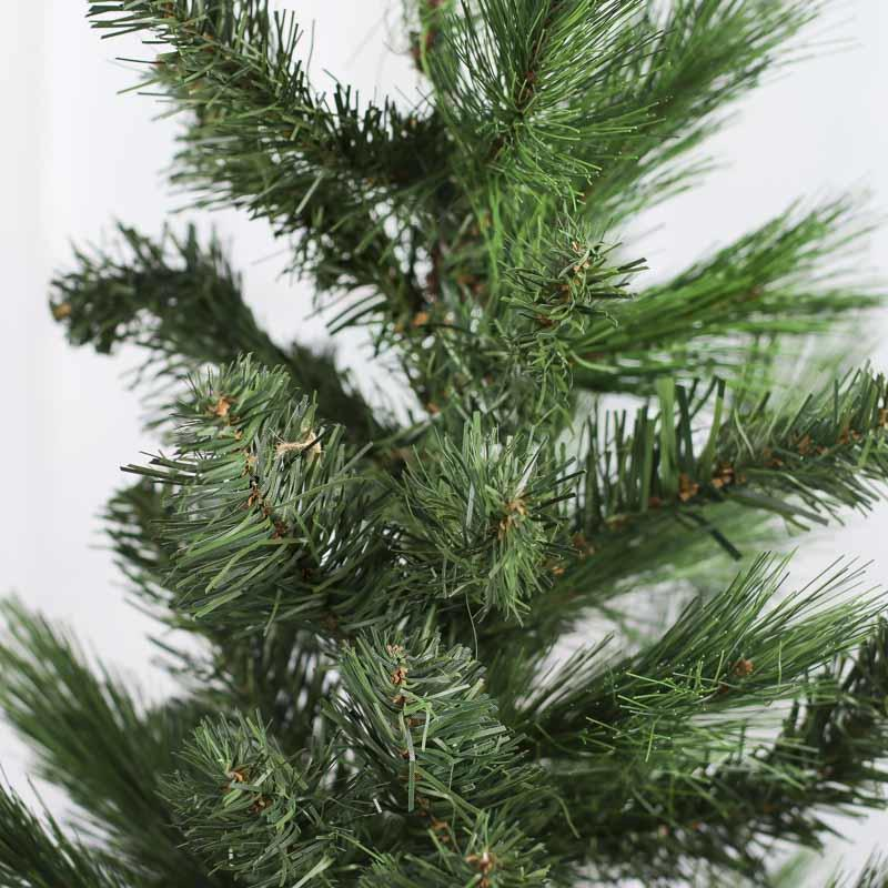 Artificial pine tree trees and toppers christmas
