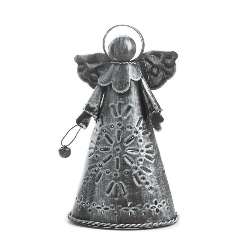 Primitive Brushed Metal Angel