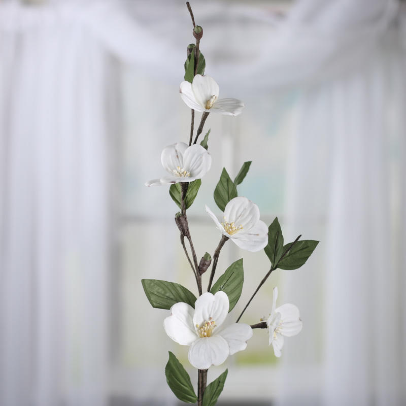 Artificial Dogwood Branch Picks And Stems Floral