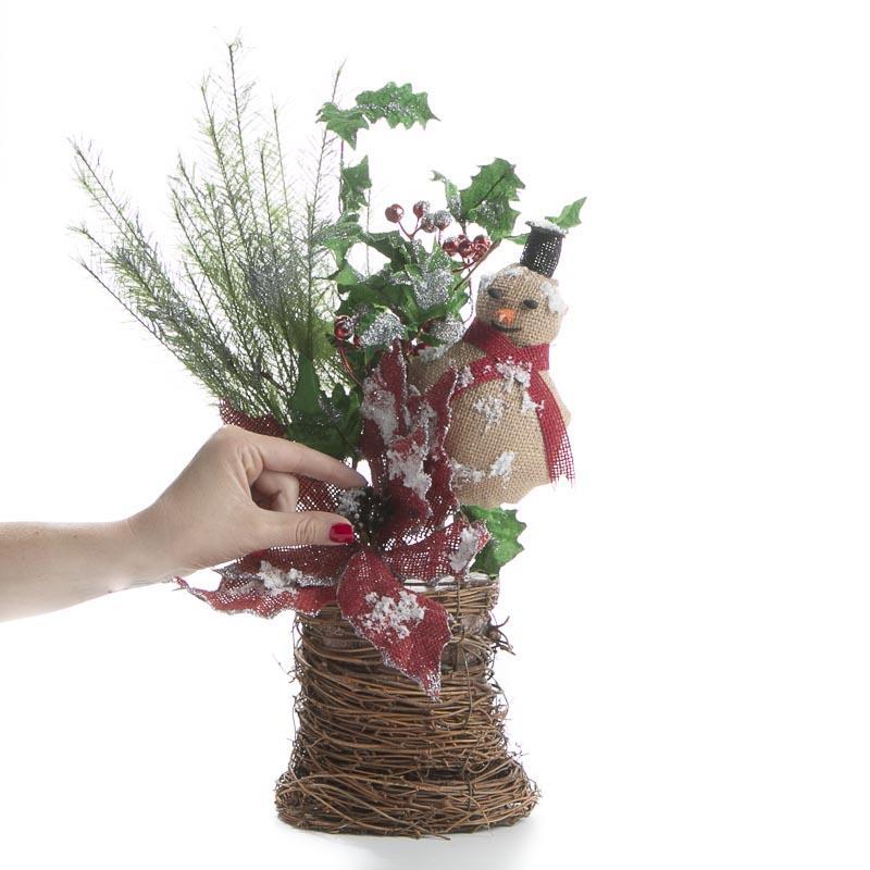Artificial Christmas Poinsettia