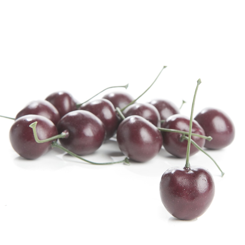 Artificial cherries on sale home decor for Artificial cherries decoration