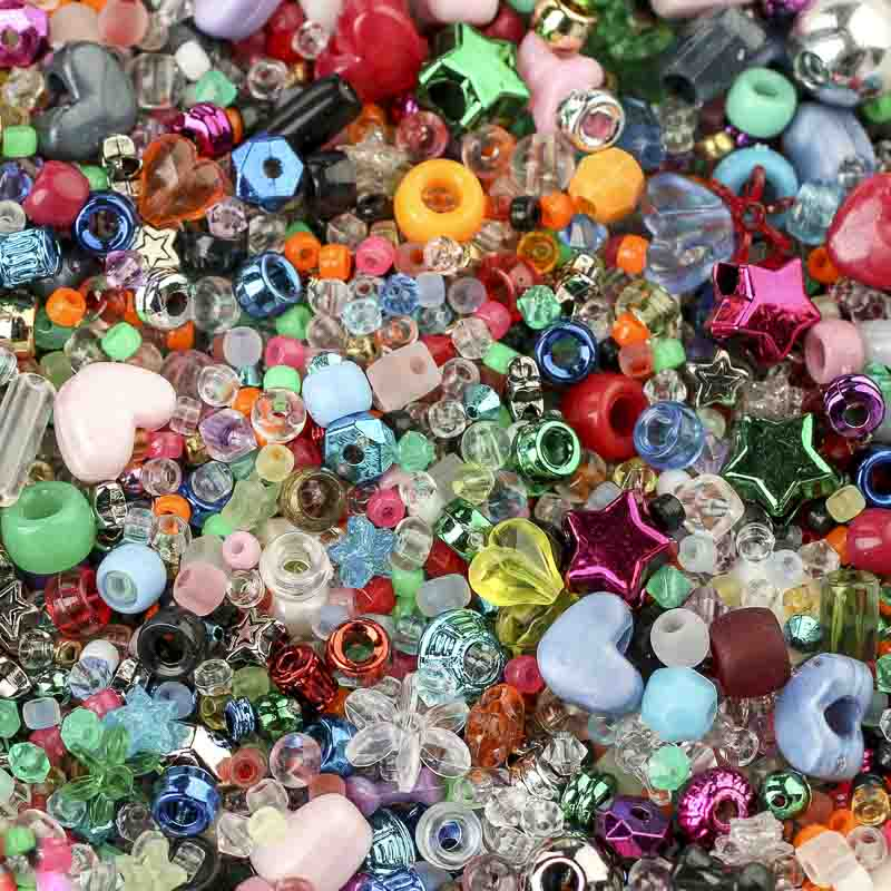 Assorted beads beads jewelry making beading craft for Craft and jewelry supplies