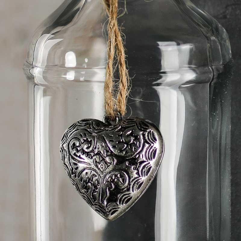 Decorative Glass Bottle Hanger Jars Lids And Pumps