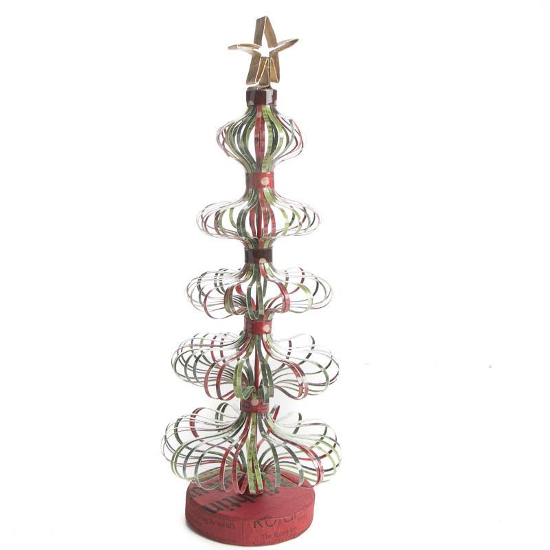Whimsical repurposed christmas tree christmas and for Whimsical decor