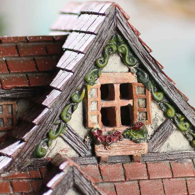 English Cottage Fairy Garden House