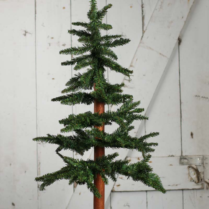 Snowy Artificial Christmas Tree