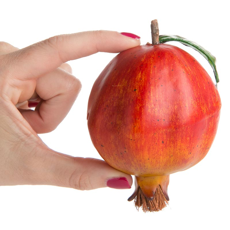 Artificial pomegranate on sale home decor for Artificial pomegranate decoration