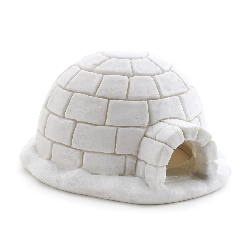 Miniature Igloo Fairy Garden Miniatures Dollhouse