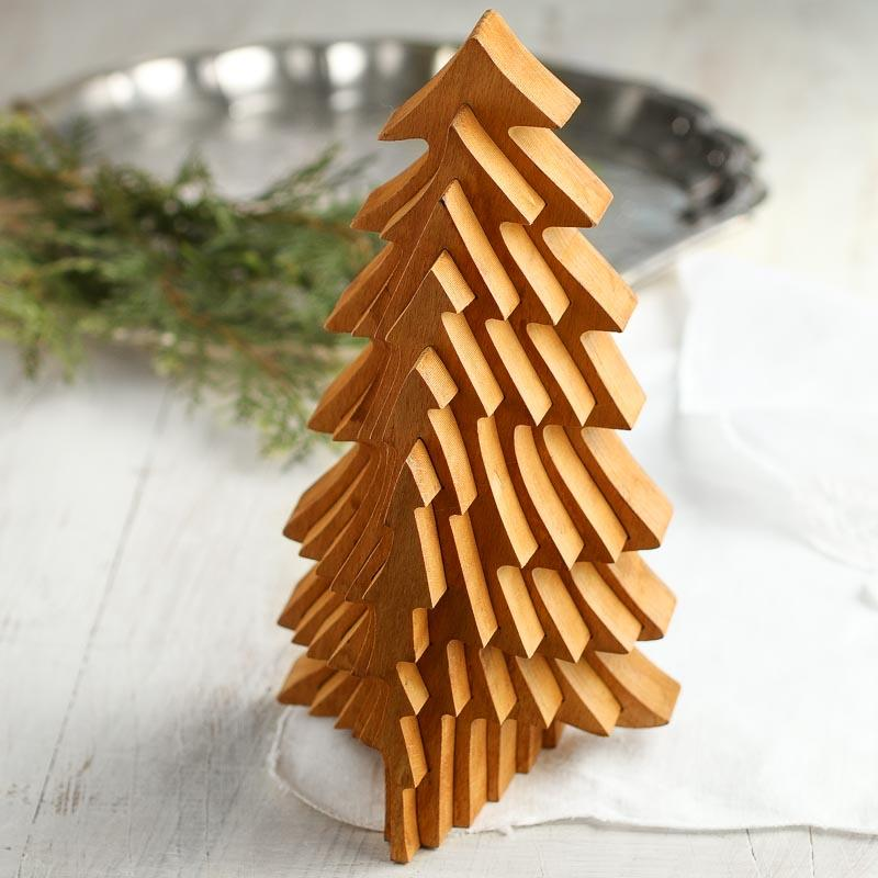 incredible collapsible 3d wood tree
