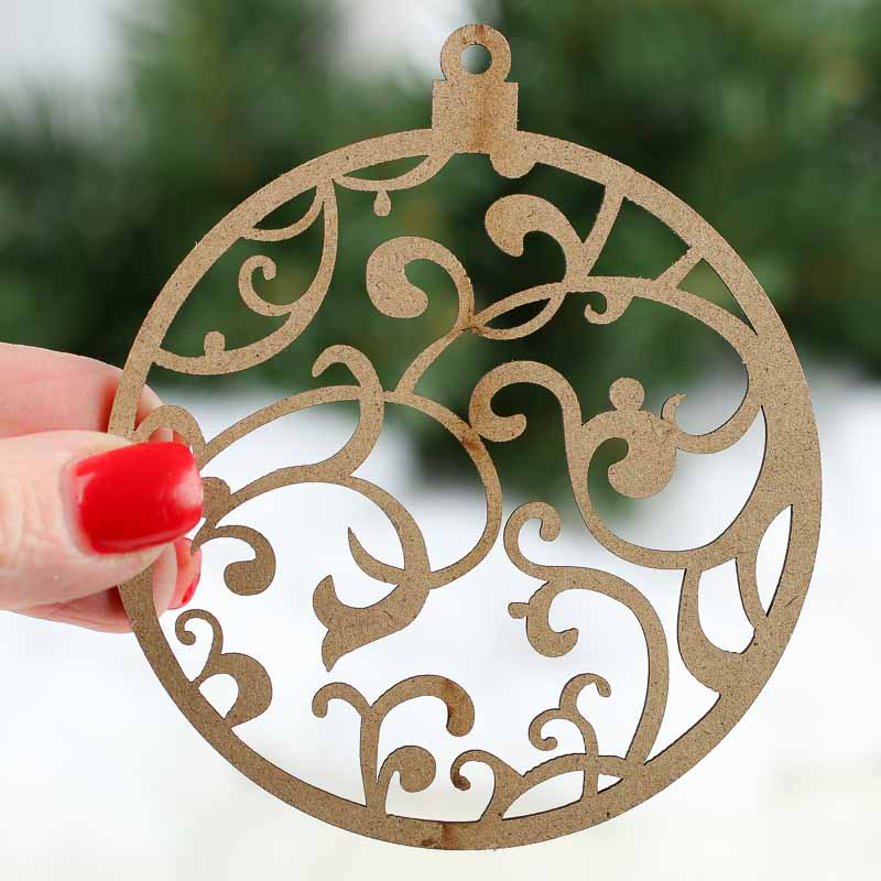 Christmas Ornaments Wedding Favors