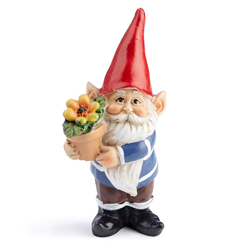 Gnome Garden: Miniature Working Garden Gnome