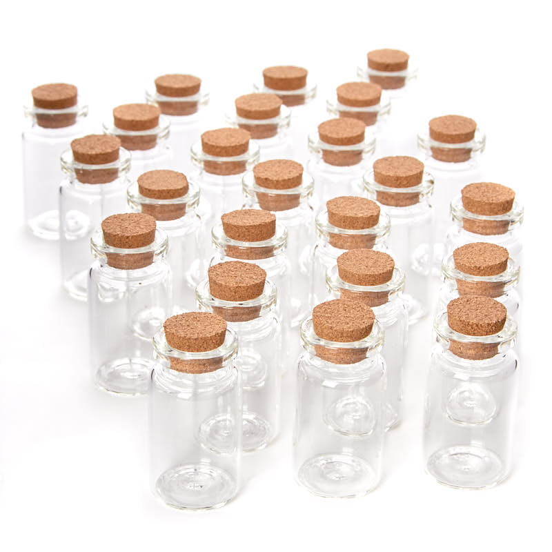 miniature glass jars with stoppers jars lids and pumps