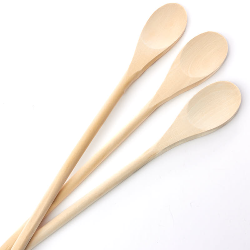 Wooden kitchen mixing spoons kitchen utensils kitchen for Wooden kitchen spoons