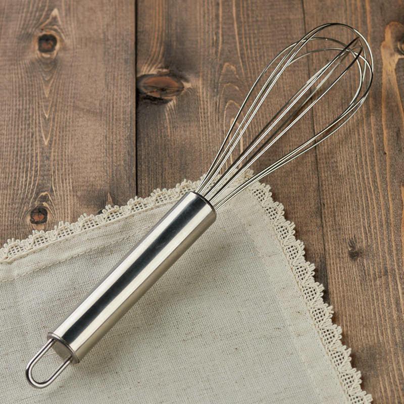 Stainless Steel Wire Kitchen Whisk Mini Kitchen Utensils