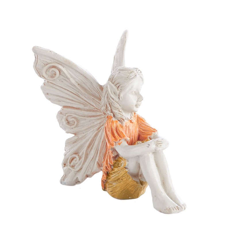 Faylinn Sitting Fairy Fairy Garden Miniatures