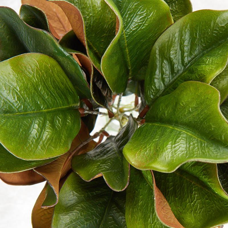 Artificial Magnolia Leaf Bush Bushes And Bouquets