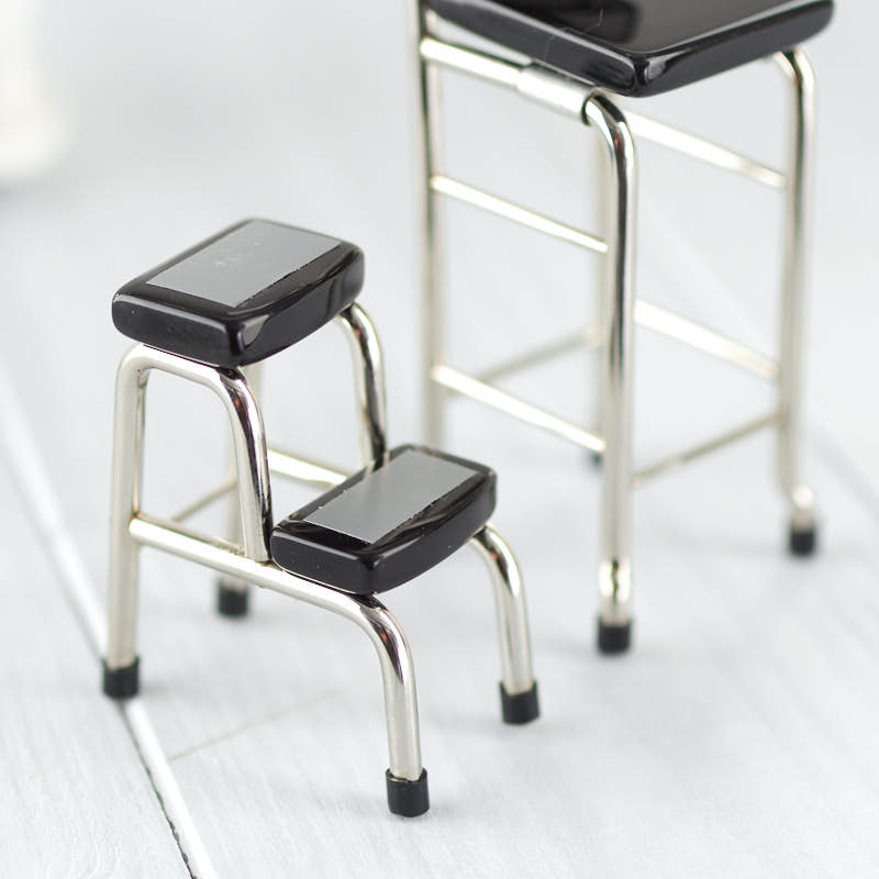 Step Stool Chair Trendy Vintage Cosco Step Stool Chair