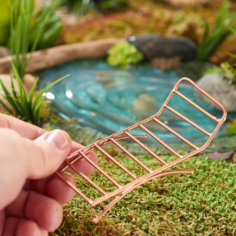 Magnificent Miniature Copper Lounge Chair Andrewgaddart Wooden Chair Designs For Living Room Andrewgaddartcom