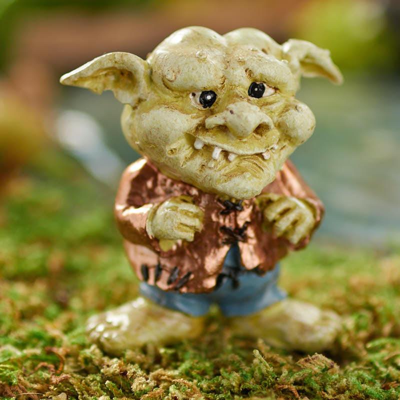 miniature unk garden troll fairy garden miniatures